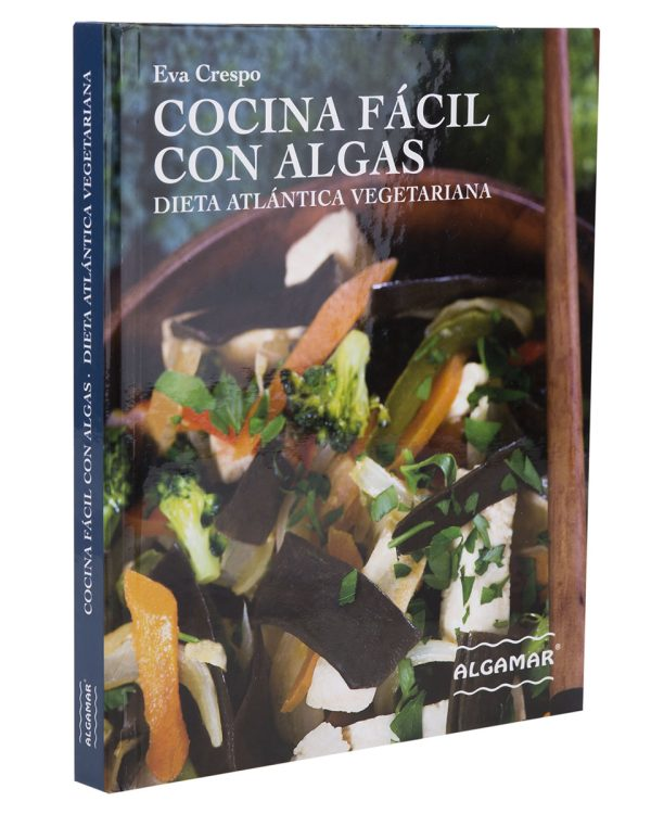 cocina fácil con algas