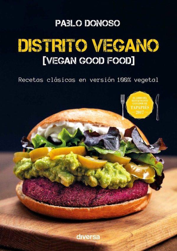 libro distrito vegano