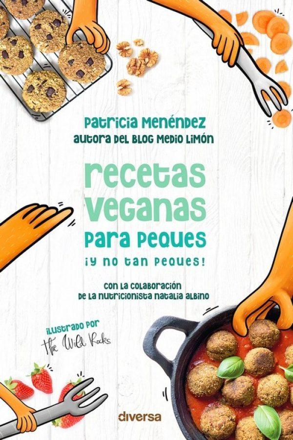 recetas veganas para peques